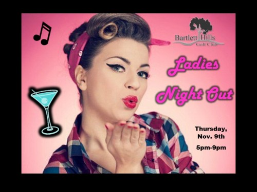 Ladies Night Out Promo 2